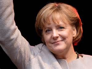 Fifth Most Powerful Person in the World (German Chancellor)