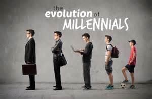Millenials Evolution